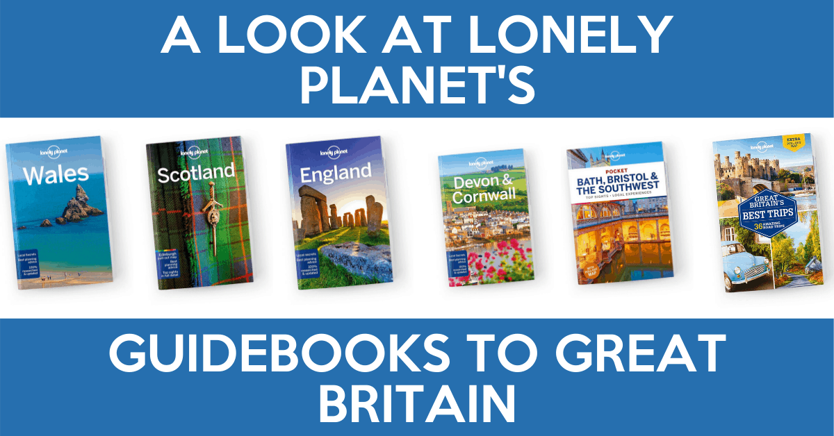travel guides to britain