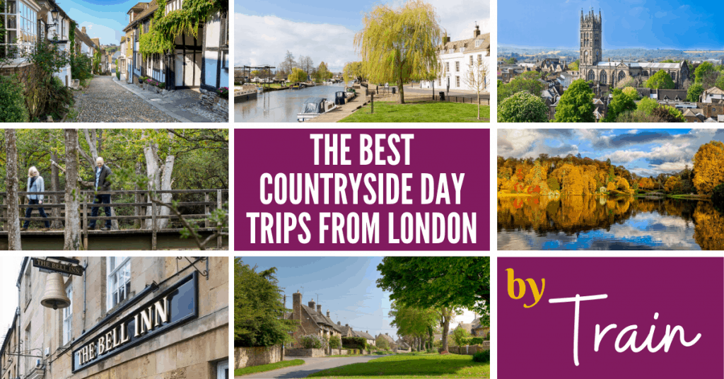countryside day trips from london by train