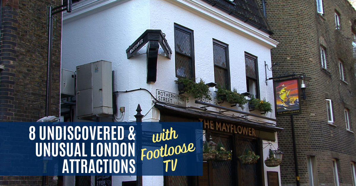 undiscovered london attractions and things to do image